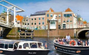 Boat tours in Haarlem