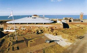 Fort Kijkduin & North Sea aquarium