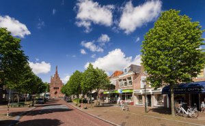 Medemblik's historical centre / Citywalking-tour