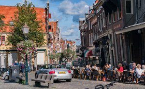 Shopping in Hoorn/Hoornse streets