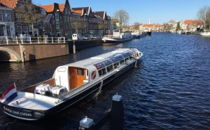 Smidtje canal cruise Haarlem