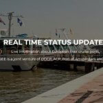 Real time status update